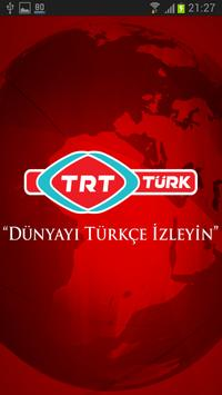 TRT TÜRK Mobil poster