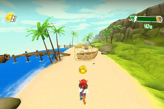 Cat Pirate Saga VR apk screenshot