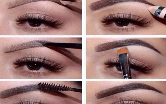 DIY Eyebrows Tutorial screenshot 3