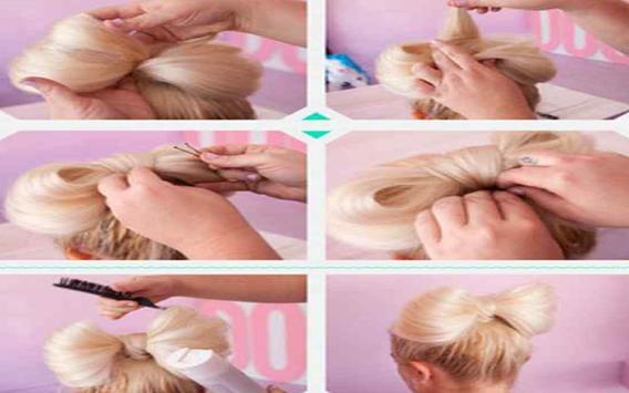 DIY Hair Bow Tutorials screenshot 5