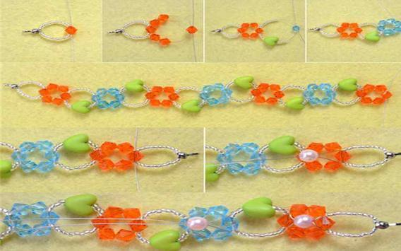 DIY Handmade Jewelry Design apk screenshot