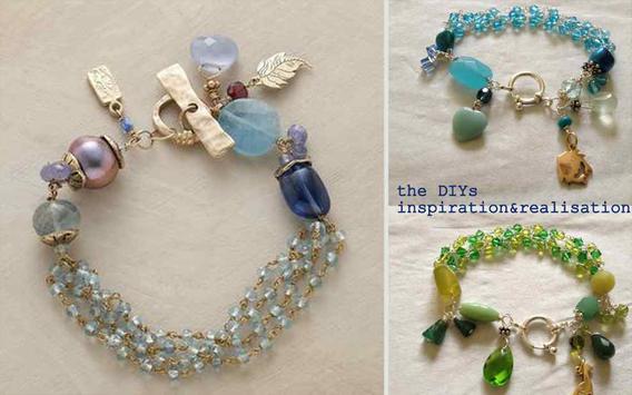 DIY Jewelry Ideas poster
