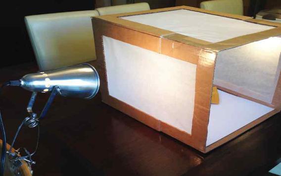 DIY Lightbox screenshot 3