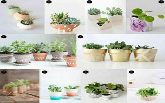 Diy Planter Ideas apk screenshot