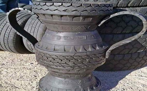 DIY Used Tires Ideas apk screenshot