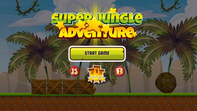 Super Jungle Adventure poster