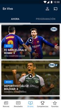 FOX Sports Latinoamérica Poster