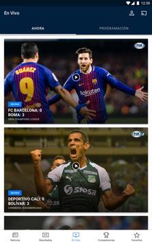 FOX Sports Latinoamérica captura de pantalla de la apk