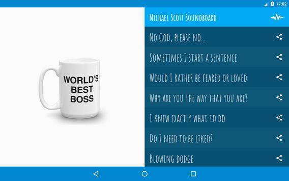 Michael Scott Soundboard screenshot 7