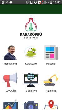 Karaköprü Belediyesi poster