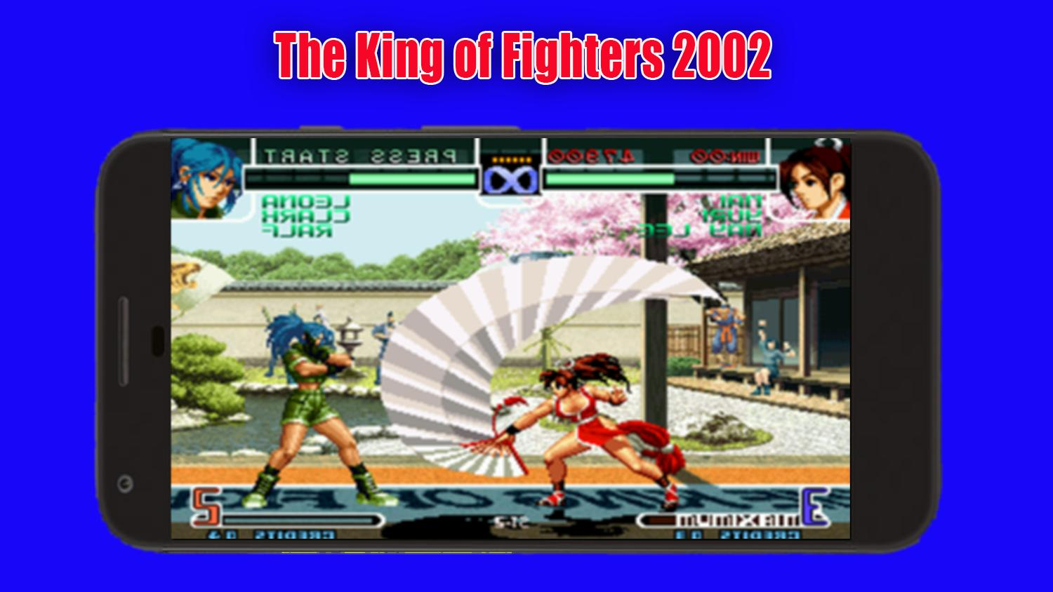 the king of fighters 2002 download free