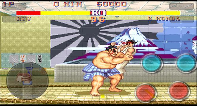Guía Street Fighter2 poster