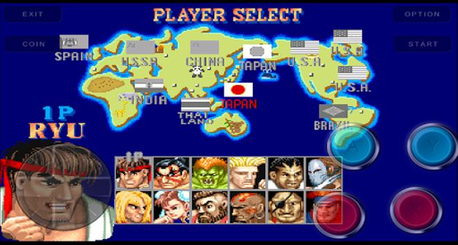 Guía Street Fighter2 apk screenshot