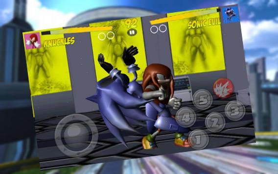 3 Schermata Master Fighter Sonic Robot