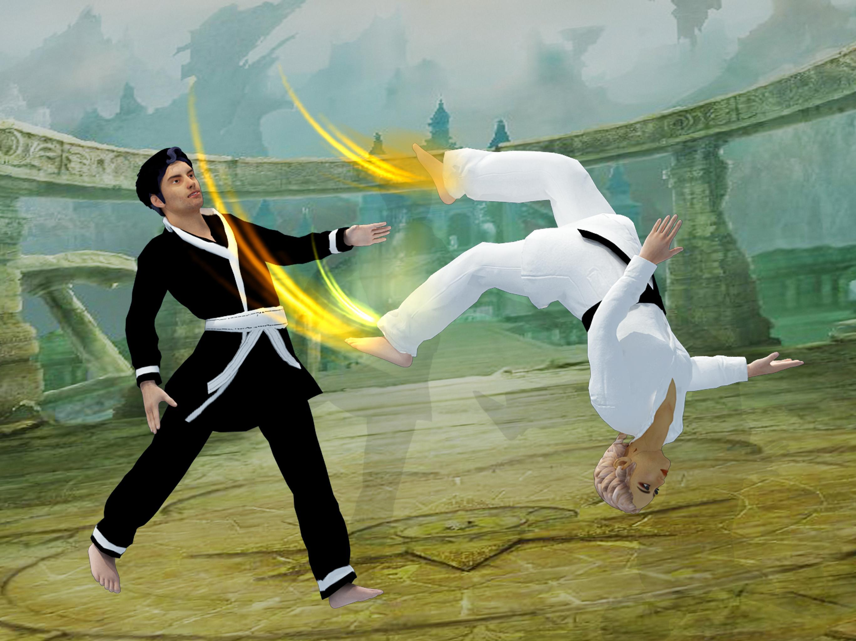 Karate Fighting Kung Fu Tiger for Android - APK Download