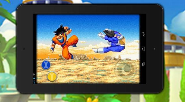 Saiyan Goku Fight Boy 👊 apk screenshot