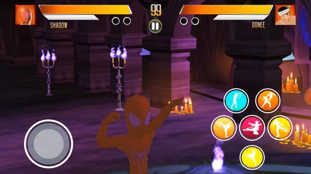 Duel: Spider vs All Gangstar - Super Fighting poster