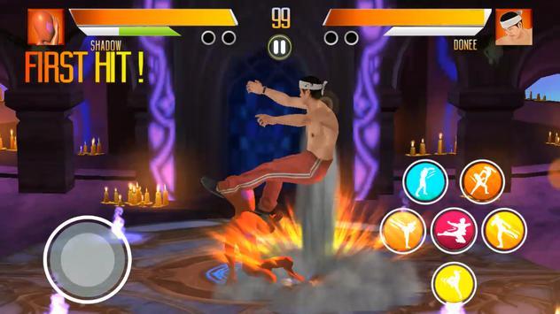 Duel: Spider vs All Gangstar - Super Fighting screenshot 2