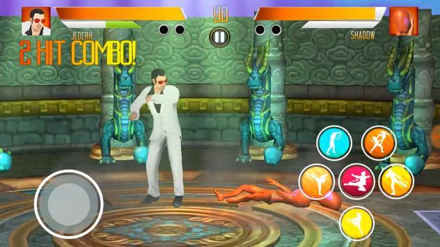 Duel: Spider vs All Gangstar - Super Fighting screenshot 3