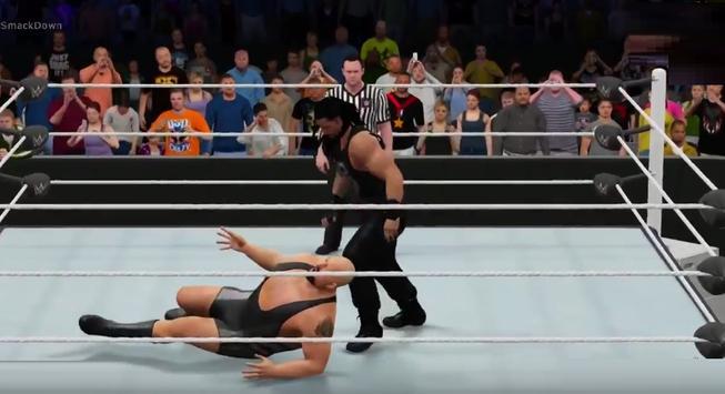 Fight WWE Action screenshot 1