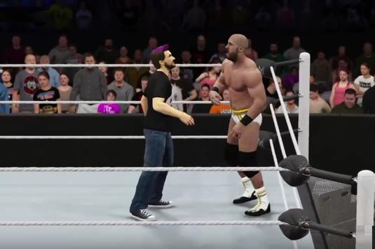 Fight WWE Action screenshot 2