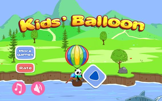 Kids Balloon Trip apk screenshot