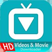 Fast Movie Downloader icon