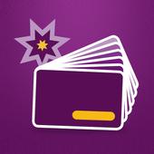 Fidall loyalty cards icon