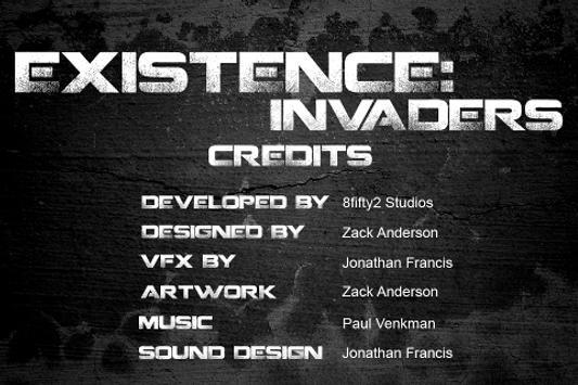 Existence Invaders apk screenshot