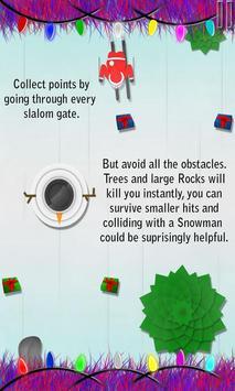 Santa's Skii Slalom apk screenshot
