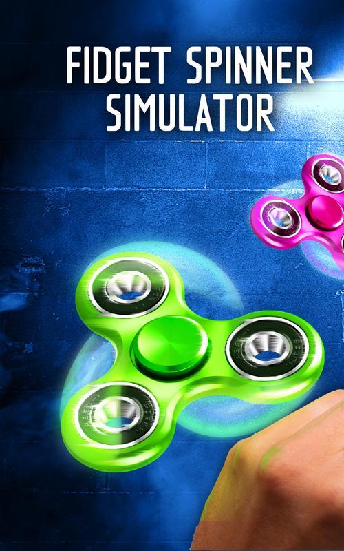 Simulator De Spinner De Mano Juegos Gratis Descarga APK - Gratis ...