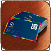 Visiting Card Maker icon