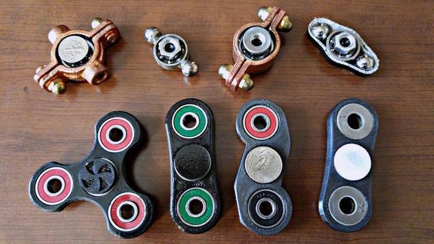 Fidget Spinner Maker Tutorials Videos poster