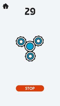 Fidget Spinner Toy Wheels 스크린샷 1