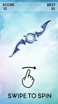 Fidget Spinner Hand Evolution io poster