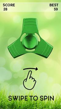 Fidget Spinner Hand Evolution io screenshot 2
