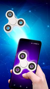 Fidget Spinner Lock Screen Hd apk screenshot