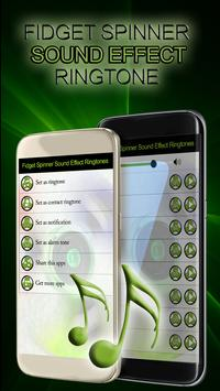 Fidget Spinner Sound Effect Ringtones APK App - Free