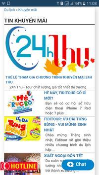 Fiditour - Công ty du lịch số một Việt Nam screenshot 8