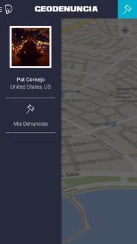 GeoDenuncia apk screenshot