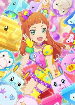 Aikatsu Friends Wallpaper screenshot 1