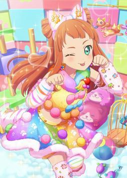 Aikatsu Friends Wallpaper screenshot 2