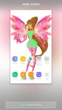 Winx Wallpapers HD 2018 screenshot 3