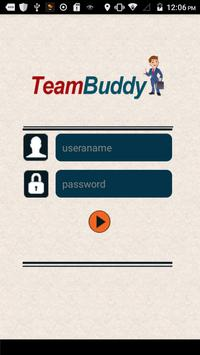Teambuddy CRM poster