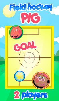 Field hockey pig apk screenshot