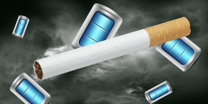 Widget Battery Cigarette apk screenshot
