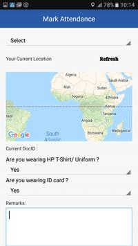 HPISP Field Force screenshot 2