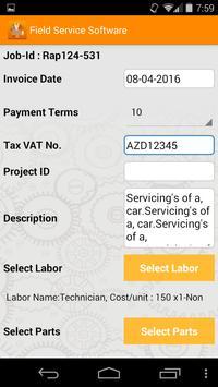 Field Service Software - FFT screenshot 3