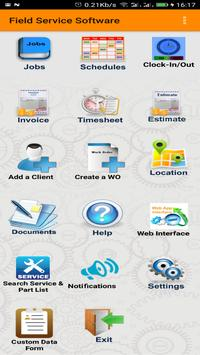 Field Service Software - FFT poster