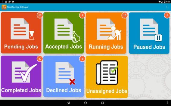 Field Service Software - FFT screenshot 8